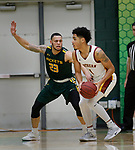 November 16, 2019; Spearfish, SD, USA; Northern State vs Black Hills State men's college basketball at the Donald E. Young Center in Spearfish, S.D. (Richard Carlson)