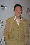 Michael Emerson - The Paley Center for Media presents Paleyfest Made in NY - Person of Interest - starring Michael Emerson - on October 3, 2013 at the Paley Center, New York City, New York. (Photo by Sue Coflin/Max Photos)