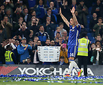 Chelsea's John Terry says goodbye to the crowd during the Premier League match at Stamford Bridge Stadium, London. Picture date: May 15th, 2017. Pic credit should read: David Klein/Sportimage