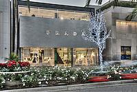 Prada, Luxury Fashion Window Display, Shopping, Beverly Hills, CA, Rodeo Drive