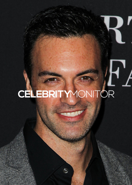 SANTA MONICA, CA, USA - OCTOBER 18: Reid Scott arrives at Elyse Walker's 10th Annual Pink Party held at Santa Monica Airport HANGAR:8 on October 18, 2014 in Santa Monica, California, United States. (Photo by Celebrity Monitor)