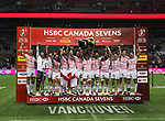 HSBC World Rugby  Sevens Series - Vancouver 7s 2017 - Day 2