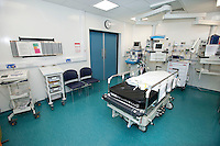 Hospital Accident and Emergency Resus Room