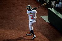 Niuman Romero de Venezuela.<br /> .<br /> Partido de beisbol de la Serie del Caribe con el encuentro entre Caribes de Anzo&aacute;tegui de Venezuela  contra los Criollos de Caguas de Puerto Rico en estadio Panamericano en Guadalajara, M&eacute;xico,  s&aacute;bado 5 feb 2018. <br /> (Foto: Luis Gutierrez)<br /> <br /> Baseball game of the Caribbean Series with the match between Caribes de Anzo&aacute;tegui of Venezuela against the Criollos de Caguas of Puerto Rico, at the Pan American Stadium in Guadalajara, Mexico, Saturday, February 5, 2018.<br /> (Photo: Luis Gutierrez)
