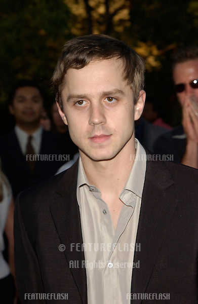 Actor GIOVANNI RIBISI at the Los Angeles premiere of The Score, at Paramount Studios, Hollywood..09JUL2001. © Paul Smith/Featureflash