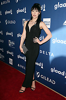13 April 2018 - Beverly Hills, California - Plastic Martyr. 29th Annual GLAAD Media Awards at The Beverly Hilton Hotel. Photo Credit: F. Sadou/AdMedia