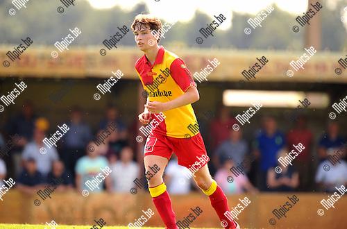 2014-07-27 / Voetbal / seizoen 2014-2015 / KFC Duffel / Simen Van Beurden<br /><br />Foto: mpics.be