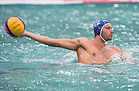 12 PRESCIUTTI Nicholas ITA<br /> MNE (white cap) vs ITA (blue cap)<br /> Rio de Janeiro  XXXI Olympic Games <br /> Olympic Aquatics Stadium <br /> waterpolo men preliminary round 10/08/2016<br /> Photo Giorgio Scala/Deepbluemedia/Insidefoto