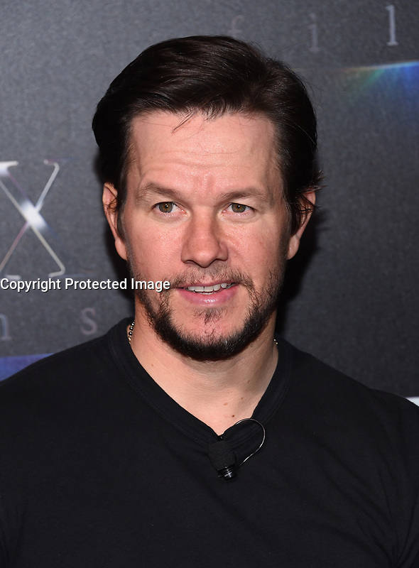 Mark Wahlberg @ the photocall for STX Films 'The State of the Industry: Past, Present and Future' held @ The Colosseum at Caesars Palace.<br /> March 28, 2017 , Las Vegas, USA. # CINEMA CON 2017 - PHOTOCALL 'THE STATE OF THE INDUSTRY'