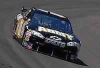 Apr 19, 2007; Avondale, AZ, USA; Nascar Nextel Cup Series driver Mark Martin (01) during practice for the Subway Fresh Fit 500 at Phoenix International Raceway. Mandatory Credit: Mark J. Rebilas