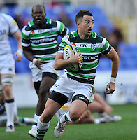 Reading, England.  during the LV= Cup match between London Irish and Sale Sharks at Madejski Stadium on November 11, 2012 in Reading, England.