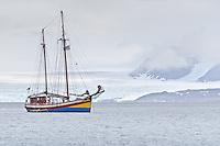 Longyearbyen, Spitzberg, Svalbard