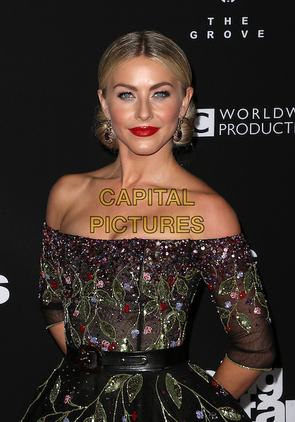 Los Angeles, CA - NOVEMBER 22: Julianne Hough, At ABC's &quot;Dancing With The Stars&quot; Season 23 Finale At The Grove, California on November 22, 2016. <br /> CAP/MPI/FS<br /> &copy;FS/MPI/Capital Pictures