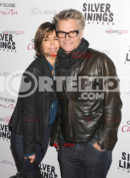 BEVERLY HILLS, CA - NOVEMBER 19: Lisa Rinna and Harry Hamlin arrive at the 'Silver Linings Playbook' - Los Angeles Special Screening at the Academy of Motion Picture Arts and Sciences on November 19, 2012 in Beverly Hills, California.PAP1112JP316..PAP1112JP316.. NortePhoto