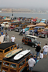 Woodies on the Wharf, Santa Cruz