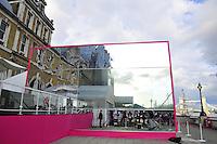 Le Cube de France Televisions Sport - 29.07.2012 - Jeux Olympiques 2012 - Londres..Photo : Amandine Noel / Icon Sport