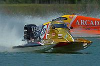 Spencer Love, (#24), Mark Proffitt (#27)   (Formula 1/F1/Champ class)