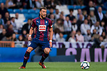 Sergi Enrich Ametller of SD Eibar in action during the La Liga 2017-18 match between Real Madrid and SD Eibar at Estadio Santiago Bernabeu on 22 October 2017 in Madrid, Spain. Photo by Diego Gonzalez / Power Sport Images