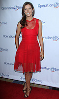 BEVERLY HILLS, CA - SEPTEMBER 27: Actress Kate Walsh arrives at the Operation Smile 2013 Smile Gala held at Regent Beverly Wilshire Hotel on September 27, 2013 in Beverly Hills, California. (Photo by David Acosta/Celebrity Monitor)