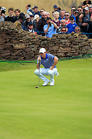 Rory McIlroy (NIR) on the 2nd during Round 4 of the Aberdeen Standard Investments Scottish Open 2019 at The Renaissance Club, North Berwick, Scotland on Sunday 14th July 2019.<br /> Picture:  Thos Caffrey / Golffile<br /> <br /> All photos usage must carry mandatory copyright credit (© Golffile | Thos Caffrey)