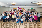 Breda Fleming from Gneeveguilla celebrated her surprised 40th birthday surrounded by friends and family in the Torc Hotel, Killarney last Saturday night.