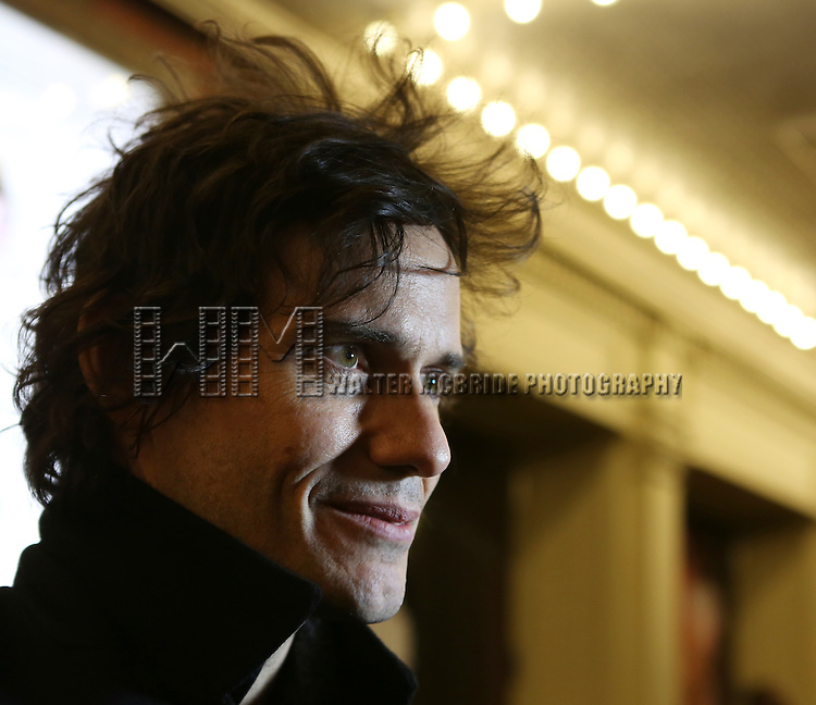 Christian Camargo attends the Broadway Opening Night Performance of 'Twelfth Night' at the Belasco Theatre on November 10, 2013 in New York City.