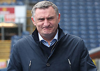 Blackburn Rovers Manager Tony Mowbray arrives at the ground<br /> <br /> Photographer Rachel Holborn/CameraSport<br /> <br /> The EFL Sky Bet League One - Blackburn Rovers v Oldham Athletic - Saturday 10th February 2018 - Ewood Park - Blackburn<br /> <br /> World Copyright &copy; 2018 CameraSport. All rights reserved. 43 Linden Ave. Countesthorpe. Leicester. England. LE8 5PG - Tel: +44 (0) 116 277 4147 - admin@camerasport.com - www.camerasport.com