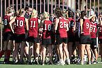 Santa Barbara, CA 02/14/09 - Santa Clara women's lacrosse team