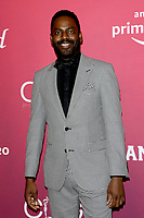 LOS ANGELES - FEB 19:  Baron Vaughn at the 2019 Costume Designers Guild Awards at the Beverly Hilton Hotel on February 19, 2019 in Beverly Hills, CA