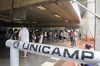 Campinas (SP), 12/01/2020 - Vestibular-Unicamp - Movimentação no Ciclo Básico II da Unicamp para as provas da segunda fase do Vestibular 2020 neste domingo (12).