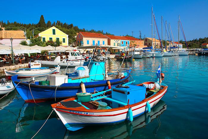 Fiskardo [ ???????? ] , Kefalonia; Greek Ionian Islands