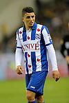 Nederland , Arnhem , 29 maart 2014<br /> Eredivisie<br /> seizoen 2013-2014<br /> Vitesse - Heerenveen<br /> Bilal Basacikoglu van SC Heerenveen