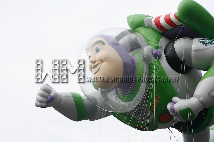 Balloons / Atmosphere.attending The 83rd Annual Macy's Thanksgiving Day Parade in New York City..November 26, 2009.© Walter McBride /