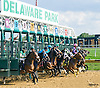 Two Bit Drifter winning at Delaware Park on 10/3/16
