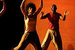 POUSSIERES DE SANG<br /> <br /> Choregraphie : SANOU Salia,BORO Seydou<br /> Compagnie : Salia ni Seydou<br /> Decor : SIRIKI Ky<br /> Lumiere : WURTZ Eric<br /> Costumes : SOME Martine.<br /> Avec :<br /> SANOU Salia<br /> BORO Seydou<br /> OUEDRAOGO Adjaratou<br /> SAKO Ousseni<br /> SENE Benedicth<br /> SERE Boukary<br /> THOMAS Asha<br /> .<br /> Avec :<br /> ILEBOU Djata Melissa : texte et chant.<br /> KONE Mamadou : voix guitare balafon flute<br /> VAIANA Pierre : saxofone percussions voix<br /> BAMBARA Oumarou : djembe balafon tambour d aisselle ngoni<br /> DEMBELE Adama : tambour d aisselle ngoni<br /> Lieu : Theatre de la Ville<br /> Ville : Paris<br /> Le : 01 06 2009<br /> &copy; Laurent PAILLIER / www.photosdedanse.com<br /> All rights reserved