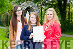 Pictured at the Presentation Secondary school, Tralee, graduation on Friday were Allison Marsden,Holly Marsden and Bernadette Marsden