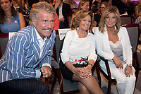 Bigote Arrocet, Terelu Campos and Teresa Campos