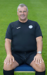St Johnstone FC Season 2017-18 Photocall<br />Alastair Stevenson, Youth Development Manager<br />Picture by Graeme Hart.<br />Copyright Perthshire Picture Agency<br />Tel: 01738 623350  Mobile: 07990 594431