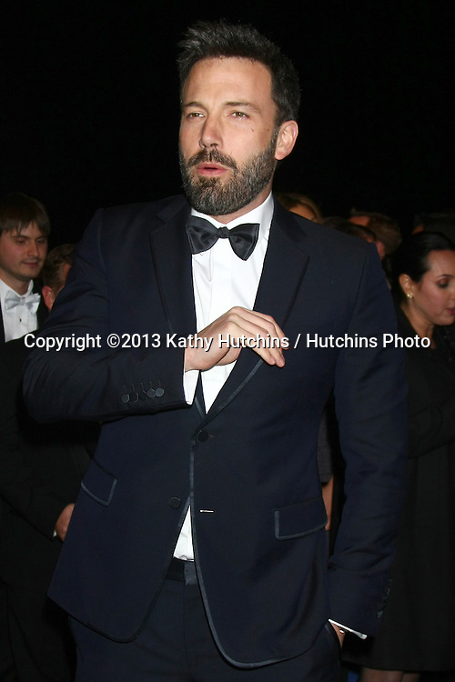 LOS ANGELES - JAN 5:  Ben Affleck arrives at the 2013 Palm Springs International Film Festival Gala  at Palm Springs Convention Center on January 5, 2013 in Palm Springs, CA