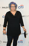 "Jenji Kohan at the 2014 PaleyFest ""Orange Is The New Black"", held at The Dolby Theatre in Los Angeles on March 14, 2014"
