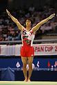 Kenya Kobayashi (JPN), JULY 3, 2011 - Artistic gymnastics : Japan Cup 2011 Men's Individual All-Around Competition Floor Exercise at Tokyo Metropolitan Gymnasium, Tokyo, Japan. (Photo by YUTAKA/AFLO SPORT) [1040]