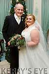 O'Leary/McDonnell wedding in Ballyseede Castle Hotel on Sunday December 29th 1028