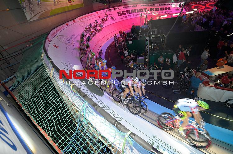 11.01.2014, &Ouml;VB Arena, Bremen, GER, Sixdays Bremen, im Bild Vorstellung der Fahrer<br /> <br /> Foto &copy; nordphoto / Frisch