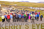Members of The Skellig Bay Golf Club in Waterville with Guests at the Captains drive in last Saturday.