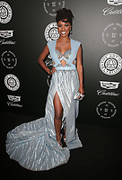 06 January 2018 - Santa Monica, California - Shanola Hampton. The Art Of Elysium's 11th Annual Black Tie Artistic Experience HEAVEN Gala held at Barker Hangar. <br /> CAP/ADM/FS<br /> &copy;FS/ADM/Capital Pictures