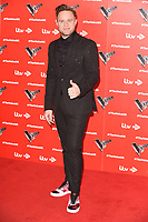 "Olly Murs<br /> at the launch photocall for the 2019 series of ""The Voice"" London<br /> <br /> ©Ash Knotek  D3468  03/01/2019"