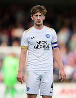 Peterborough United's Alex Woodyard<br /> <br /> Photographer Chris Vaughan/CameraSport<br /> <br /> The EFL Sky Bet League One - Scunthorpe United v Peterborough United - Saturday 13th October 2018 - Glanford Park - Scunthorpe<br /> <br /> World Copyright © 2018 CameraSport. All rights reserved. 43 Linden Ave. Countesthorpe. Leicester. England. LE8 5PG - Tel: +44 (0) 116 277 4147 - admin@camerasport.com - www.camerasport.com