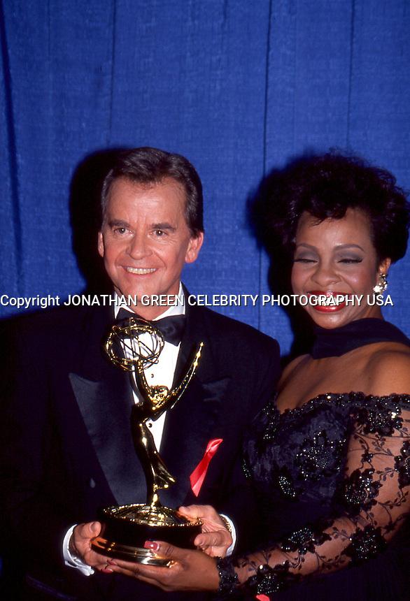 Dick Clark &amp; Gladys Knight 1994 Daytime Emmy<br /> Awards by Jonathan Green