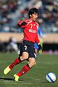 Kohei Saho (Oita), .JANUARY 7, 2012 - Football /Soccer : .90th All Japan High School Soccer Tournament .semi-final .between Oita 1-2 Ichiritsu Funabashi .at National Stadium, Tokyo, Japan. .(Photo by YUTAKA/AFLO SPORT) [1040]