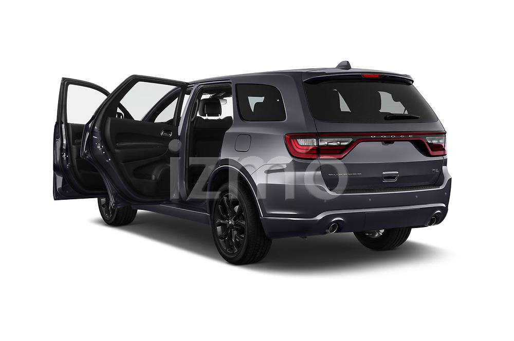 Car images close up view of a 2019 Dodge Durango R/T RWD 5 Door SUV doors